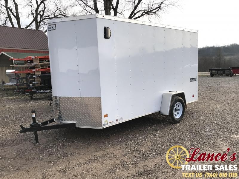 2018 Haulmark Passport 6'x12' Single Axle Cargo Trailer JH369713