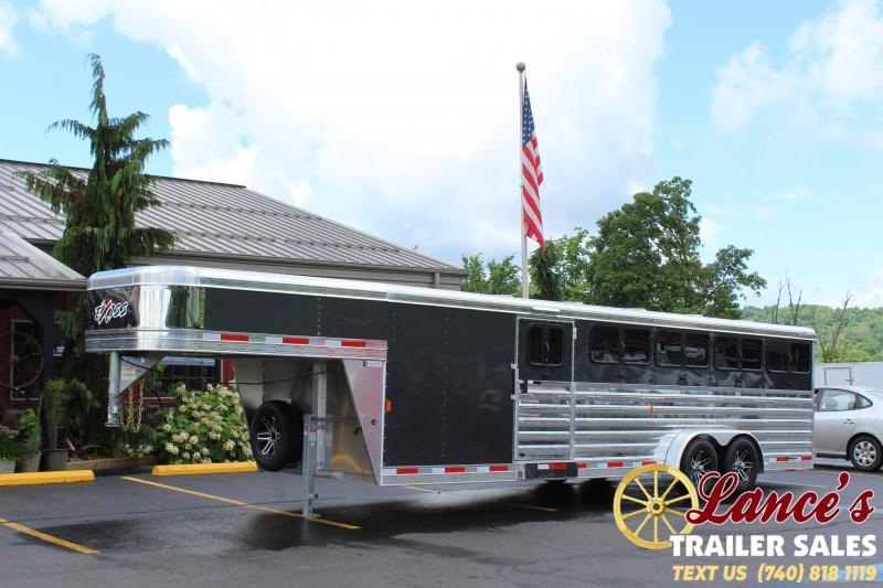 2020 Exiss Exhibitor 26' Low Pro Gooseneck Show Trailer