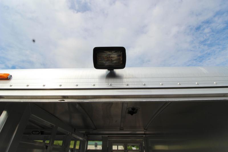 2012 Elite 24' Stock Combo Trailer