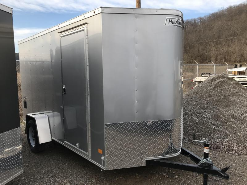 2018 Haulmark Passport 6'x12' Single Axle Cargo Trailer JH370381