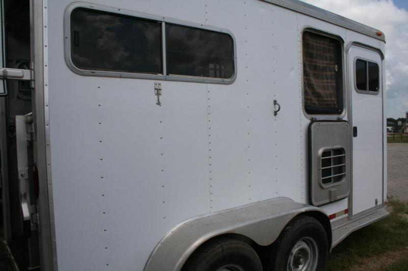 1997 Featherlite 2H BP Horse Trailer