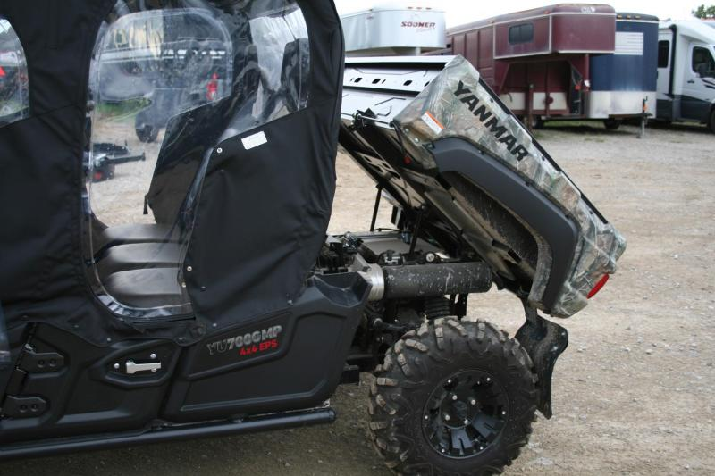 2018 Yanmar Longhorn Series Utility Side-by-Side (UTV)