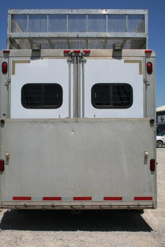 1998 Sundowner Trailers Sunlite Horse Trailer Grand Sierra Edition