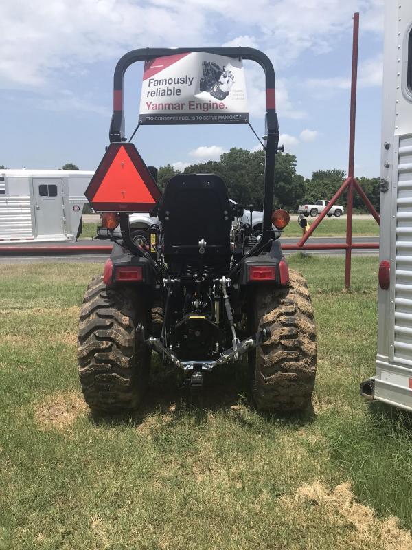 2019 Yanmar SA424 Tractor