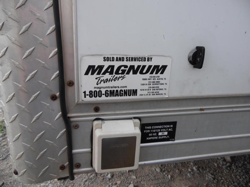 2007 Magnum Enclosed Cargo Trailer