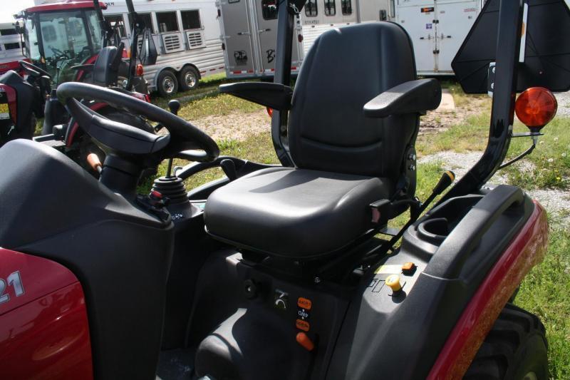 2019 Yanmar SA324 Tractor