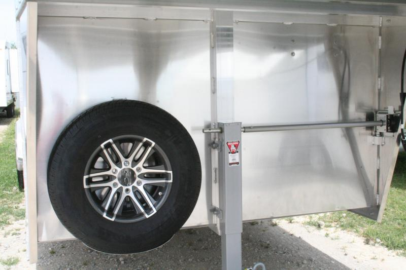 2019 Exiss Trailers 7400 GN Horse Trailer