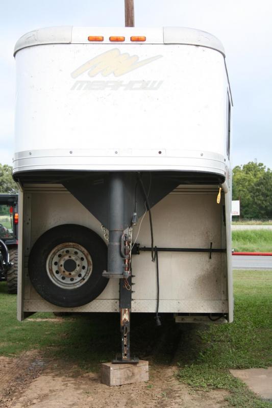 2007 Merhow Trailers Verylite Addition Horse Trailer in TX