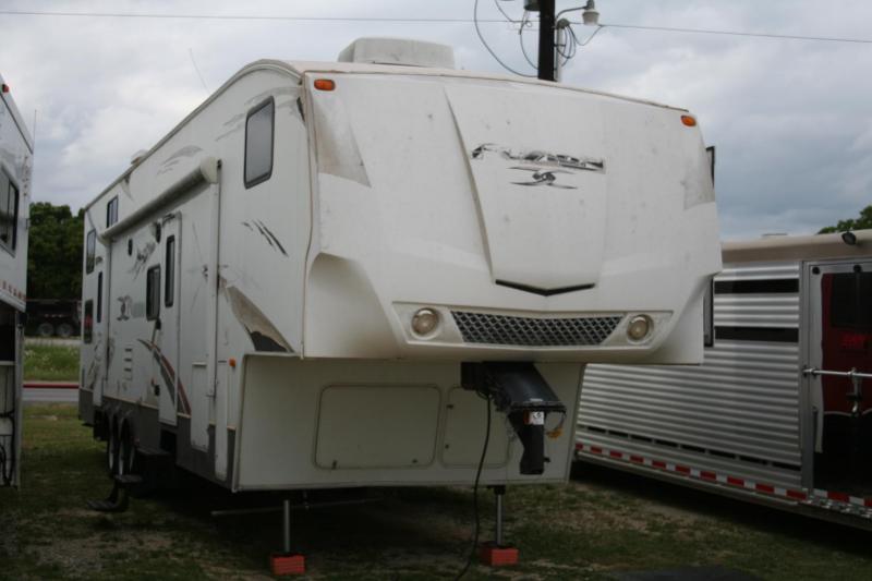 2008 Keystone RV Fuzion Toy Hauler