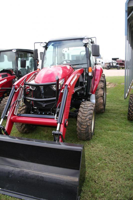 2018 Yanmar YT359C Tractor