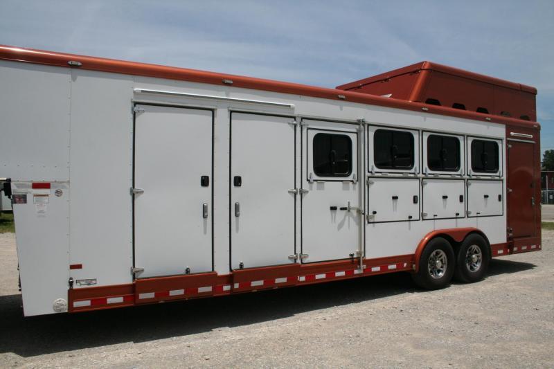 2013 Sundowner Trailers Sunlite Rancher Sport Horse Trailer