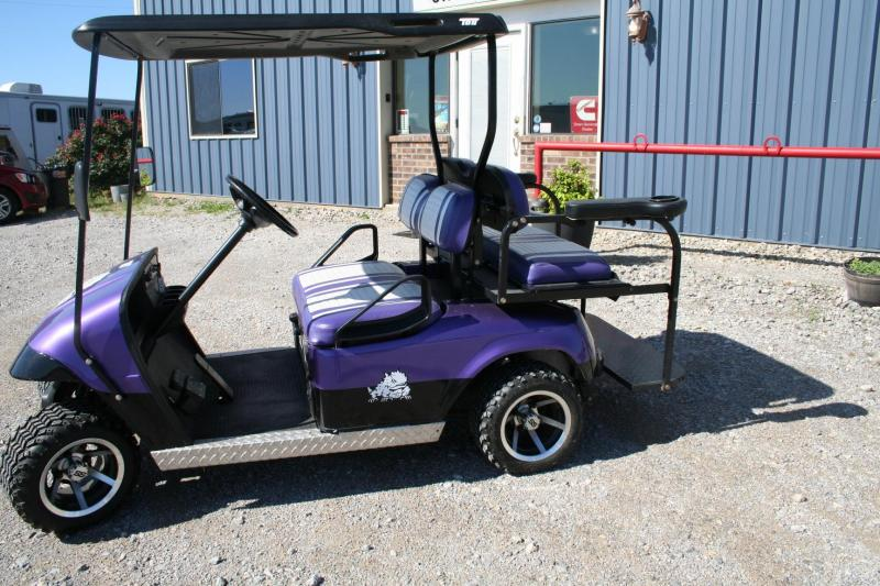 2007 Textron Off-Road EZ-GO Golf Cart