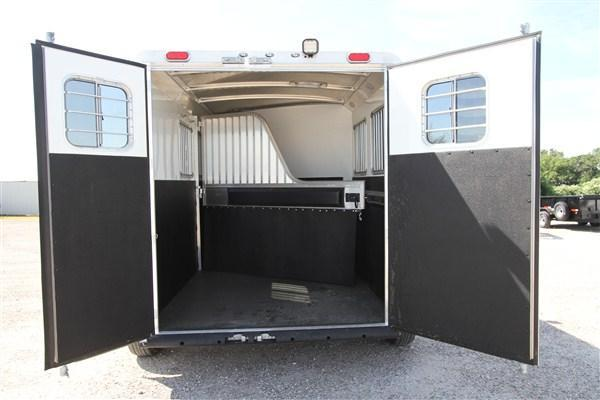 2017 4-Star 2H BP Horse Trailer