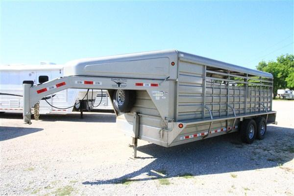 2016 GR Trailers 20 ft Stock