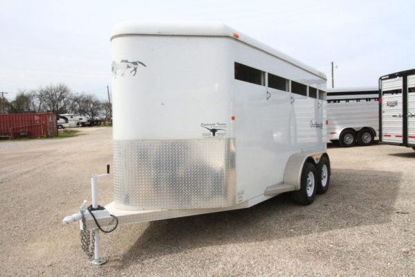 2008 Circle J 3H Bumper Pull Horse Trailer in Ashburn, VA