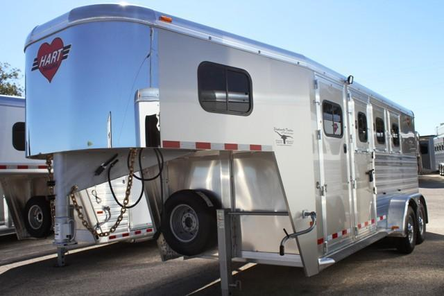 2017 Hart MVP 3 Horse Trailer in Ashburn, VA