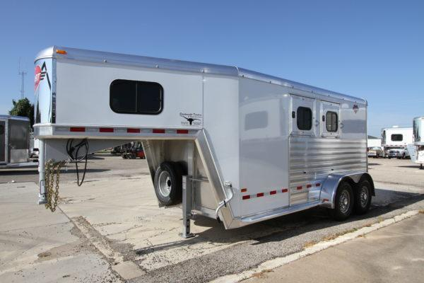 2019 Hart Solution 2H Using Horse Trailer