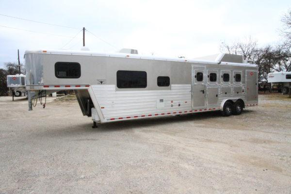 2019 Hart Tradition 4H Horse Trailer w/12' SW