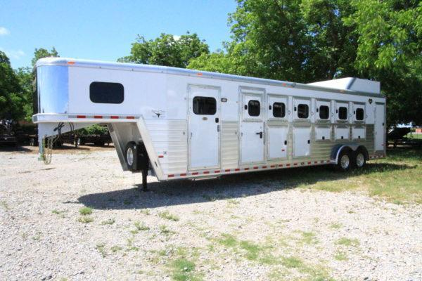 2018 Hart Tradition 6H Horse Trailer w/Smart Tack
