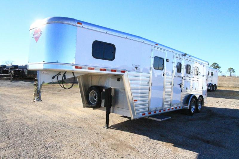 2017 Hart Tradition 3H Smart Tack Horse Trailer