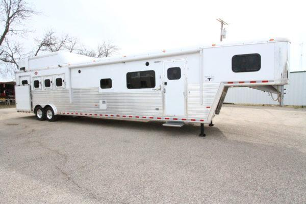 "2019 Hart Tradition 4H 16'6"" Outlaw LQ Horse Trailer w/Slide Out  in Ashburn, VA"