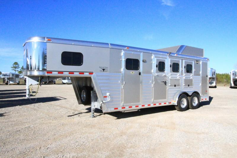 2018 Hart Tradition 3H Smart Tack Horse Trailer