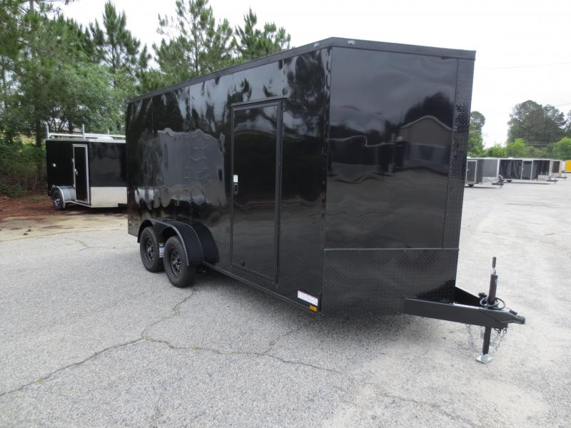 7X16 Tandem Axle Enclosed Cargo Trailer in Bainbridge, GA