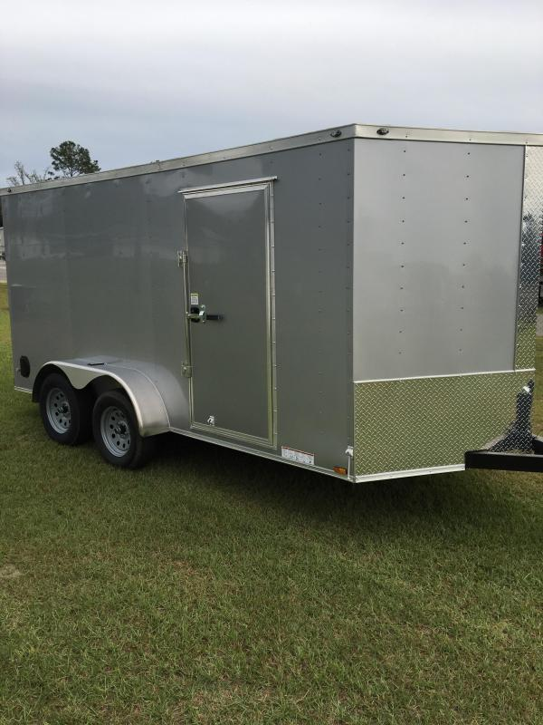 7x14 Tandem Axle Enclosed Cargo Trailer  in Nashville, GA