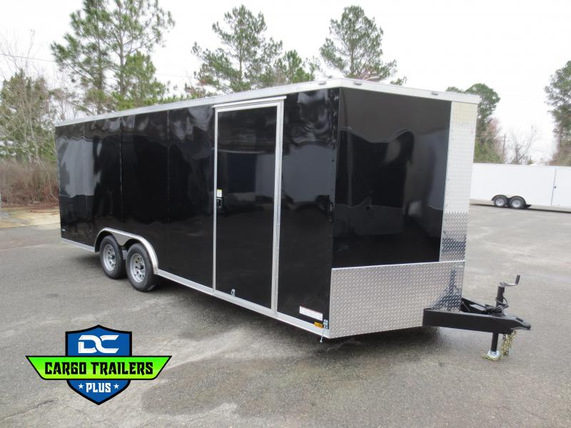 8.5X22 Tandem Axle Enclosed Cargo Trailer  in Nashville, GA