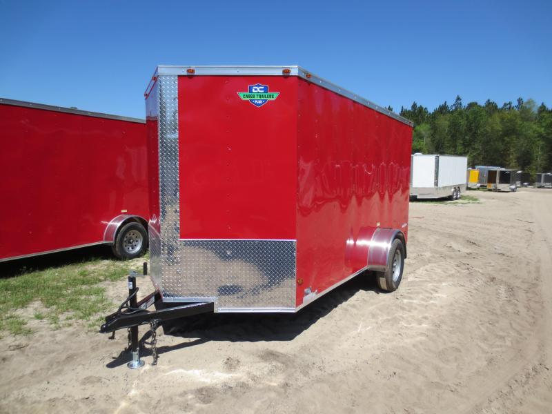 6X12 Single Axle Enclosed Cargo Trailer  in Ashburn, VA