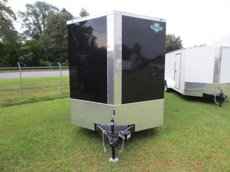 7x16 Tandem Axle Enclosed Cargo Trailer in Ellenton, GA