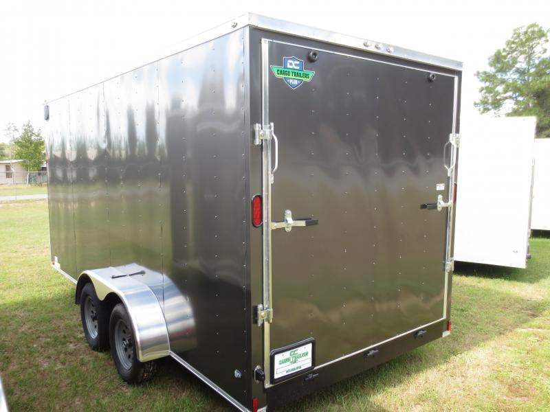 7x16 Tandem Axle Enclosed Cargo Trailer in Barwick, GA