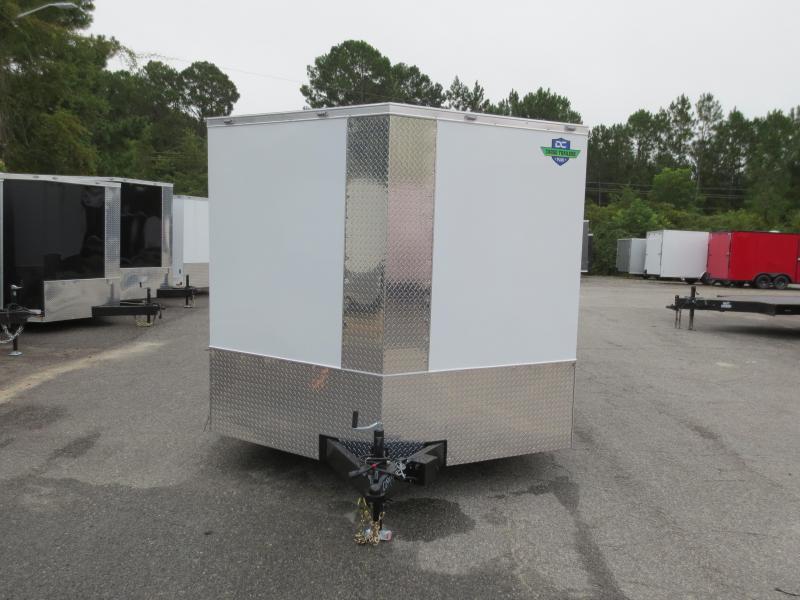 8.5X24 Tandem Axle Enclosed Cargo Trailer
