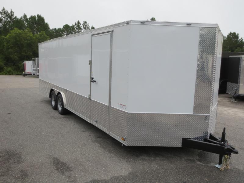 8.5X24 Tandem Axle Enclosed Cargo Trailer  in Bainbridge, GA