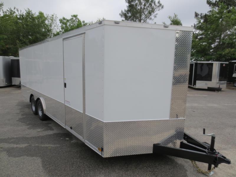 8.5X22 Tandem Axle Enclosed Cargo Trailer