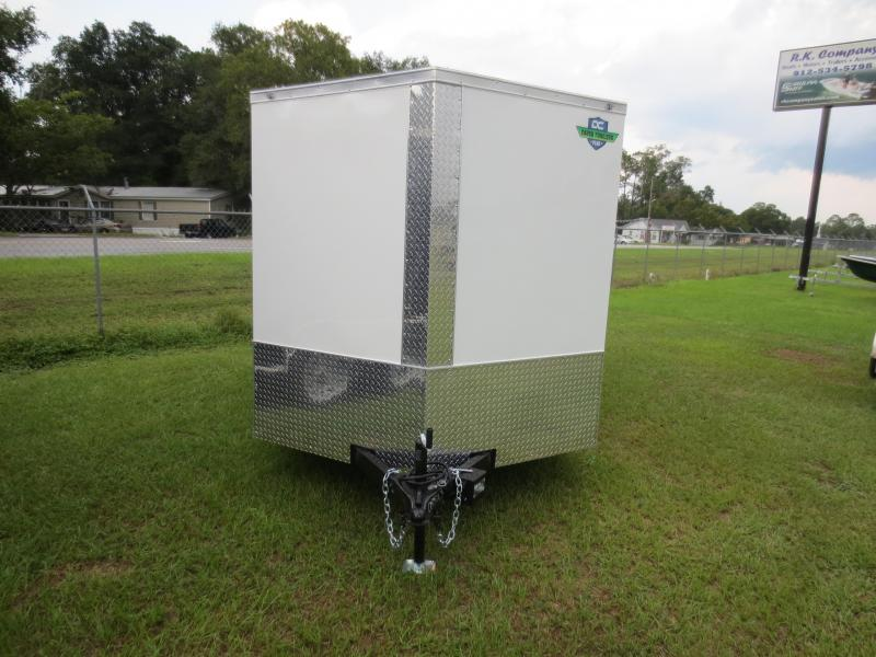 7x14 Tandem Axle Enclosed Cargo Trailer in Ellenton, GA