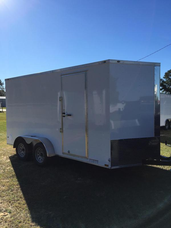 7x14TA Enclosed Cargo Trailer in Ashburn, VA