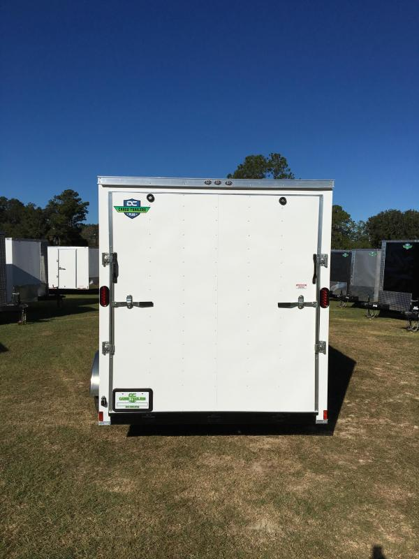 7x14TA Enclosed Cargo Trailer