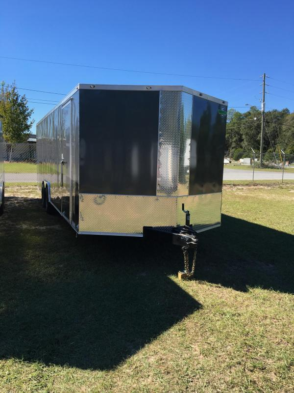 8.5x24 TA Car / Racing Trailer