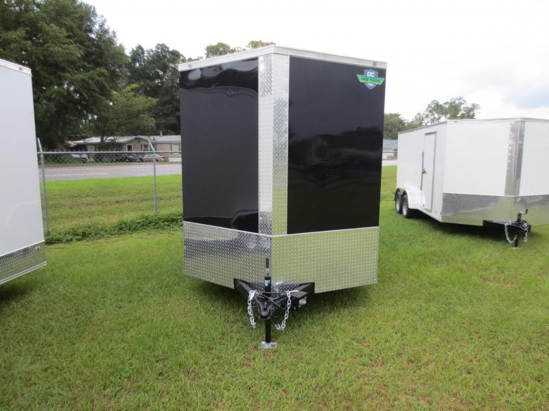7x14 Tandem Axle Enclosed Cargo Trailer in Barwick, GA