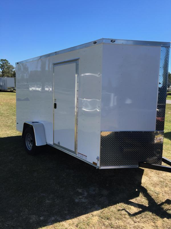 6x12 SA Enclosed Cargo Trailer  in Ashburn, VA