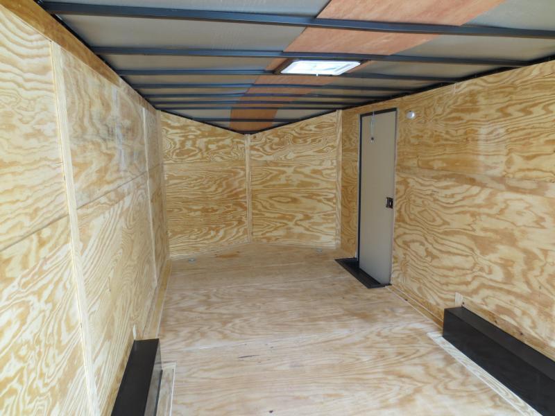 8.5X20 Tandem Axle Enclosed Cargo Trailer