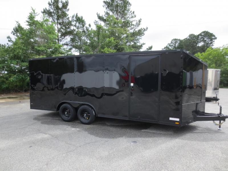 8.5X20 Tandem Axle Enclosed Cargo Trailer  in Ellenton, GA