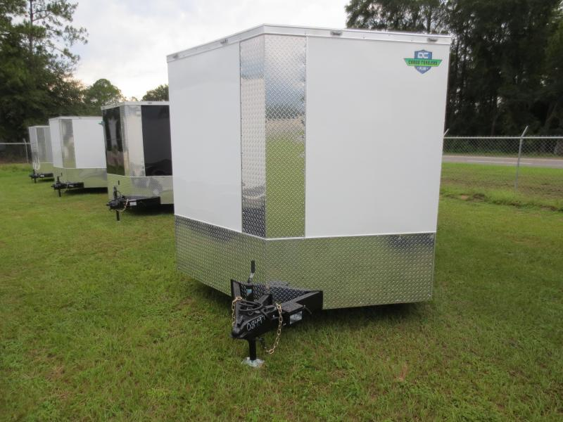 8.5x24 Tandem Axle Enclosed Cargo Trailer in Nashville, GA