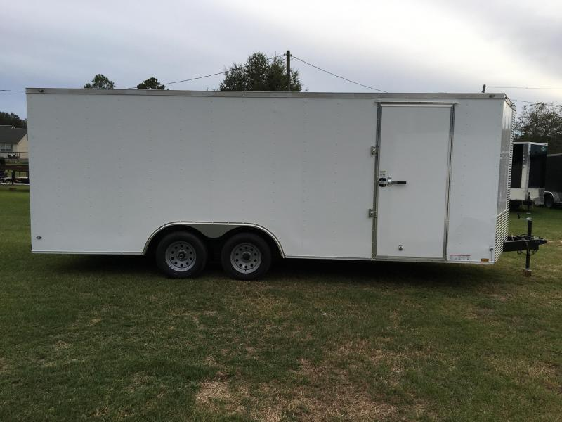 2019 8.5x20 Tandem Axle Enclosed Cargo Trailer