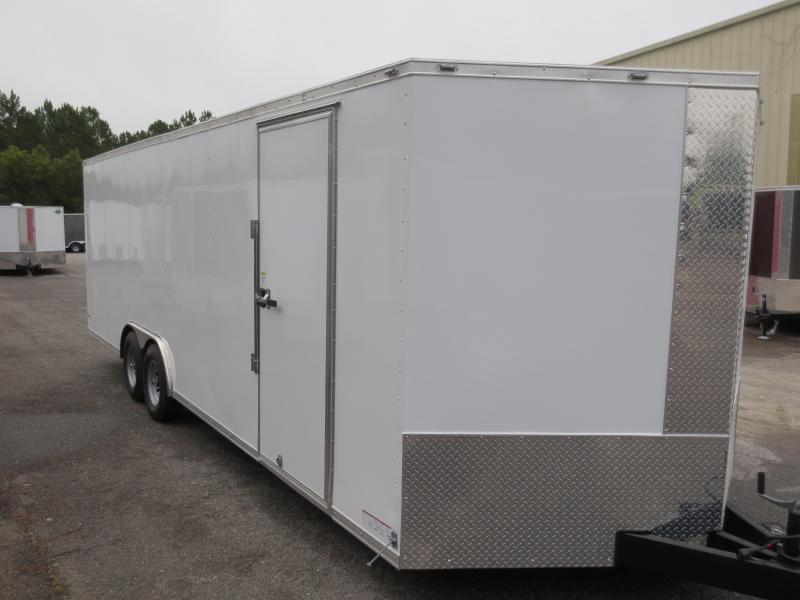 8.5X24 Tandem Axle Enclosed Cargo Trailer  in Barwick, GA