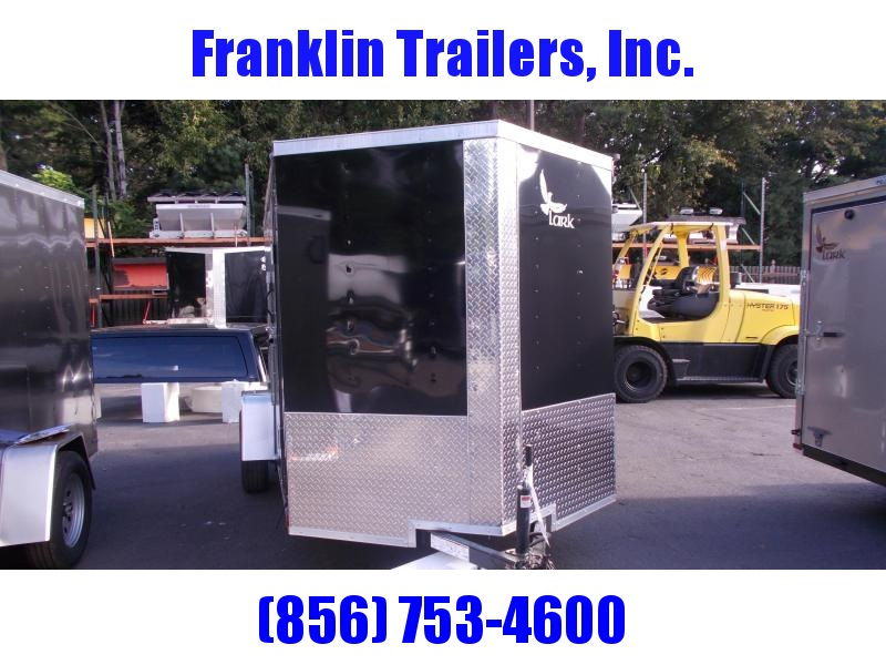 2019 Lark 6X12 Enclosed Cargo Trailer 2020971