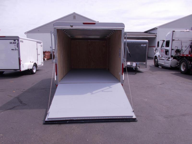 2020 Car Mate 7x14 Enclosed Cargo Trailer 2021016