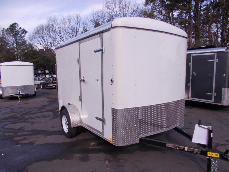 2019 Carry-On 6X10 Enclosed Cargo Trailer 2020231