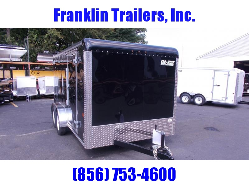 2019 Car Mate 7x14 Enclosed Cargo Trailer 2020963